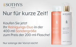SOTHYS - MD Kosmetik Willich - Angebot