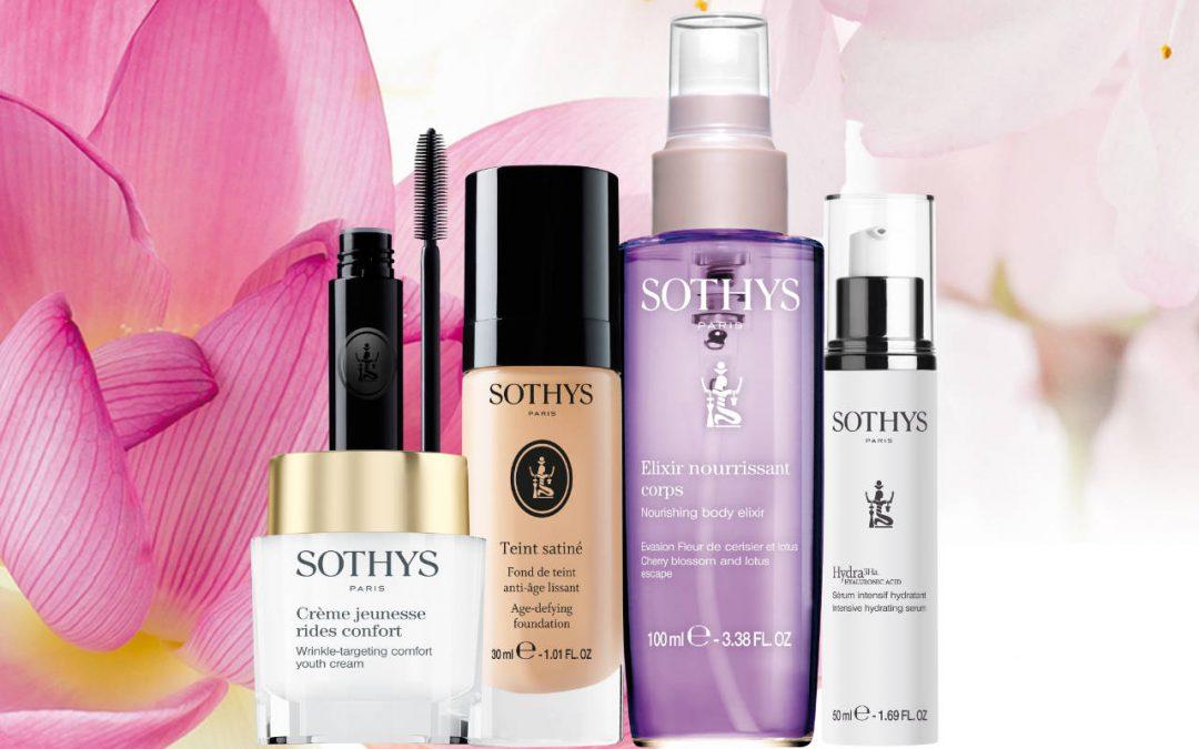 Angebot Januar – 20% Rabatt auf alle vorrätigen SOTHYS-Produkte