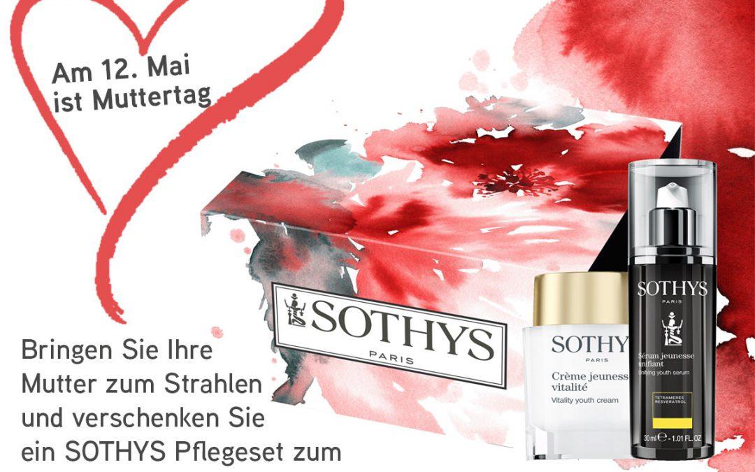 Muttertag – Bringen Sie Ihre Mutter zum Strahlen! – mit Produkten von SOTHYS