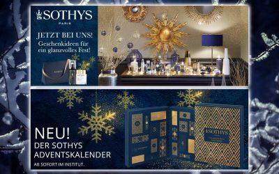 SOTHYS Adventskalender – 24 tolle Überraschungen bis Weihnachten und schöne Weihnachtsgeschenke