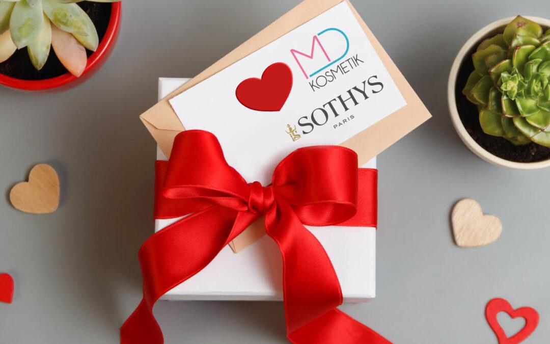 Angebot Februar – Geschenkideen von SOTHYS und mehr zum Valentinstag  – aktuelle Infos